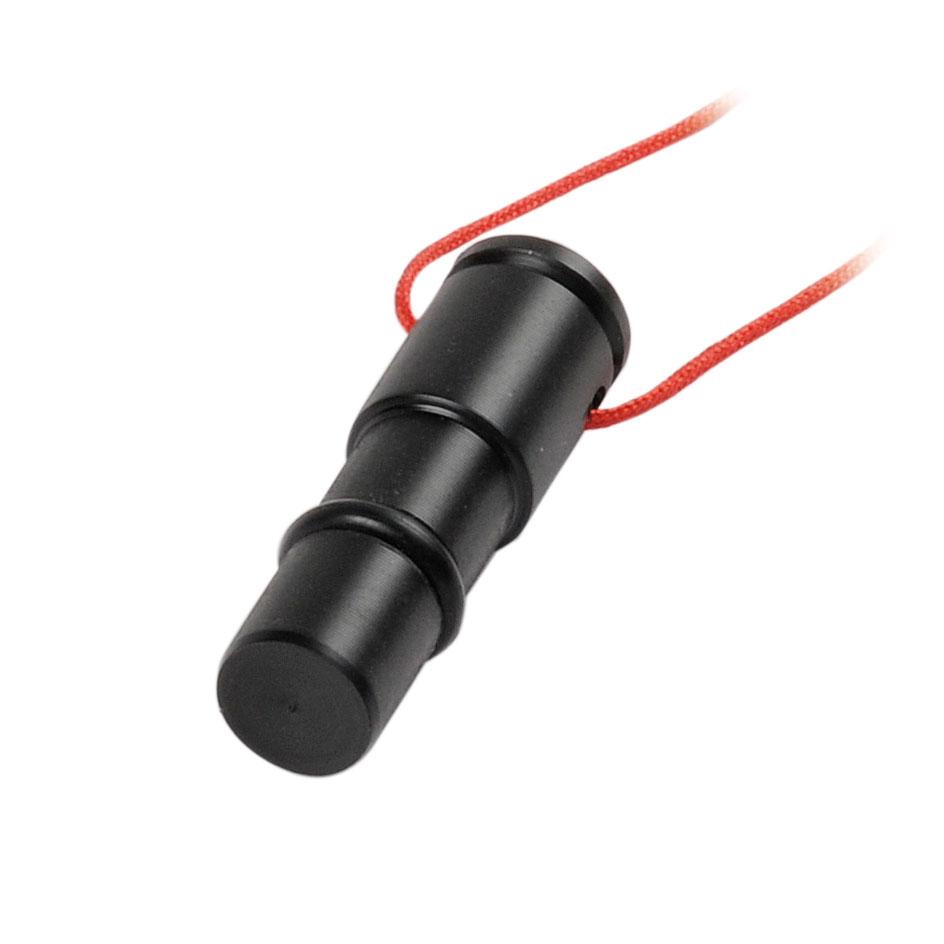 Dust Plug Black Delrin Best Fittings BSA R10 Port Plug