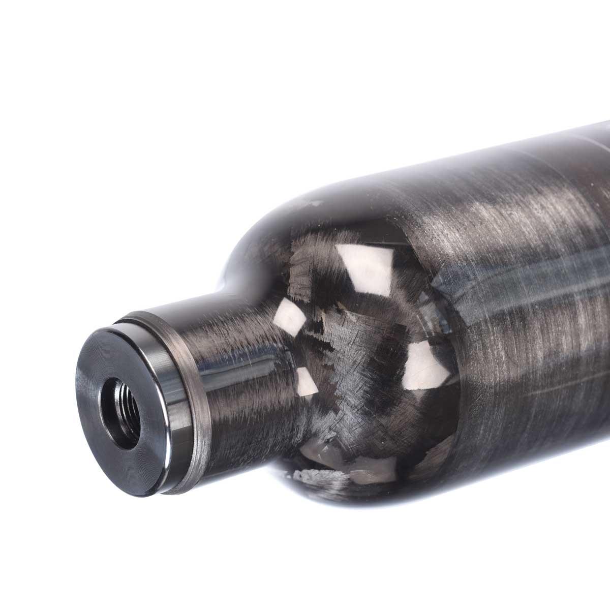 500cc 300BAR Carbon Fibre Buddy Bottle With FX Valve