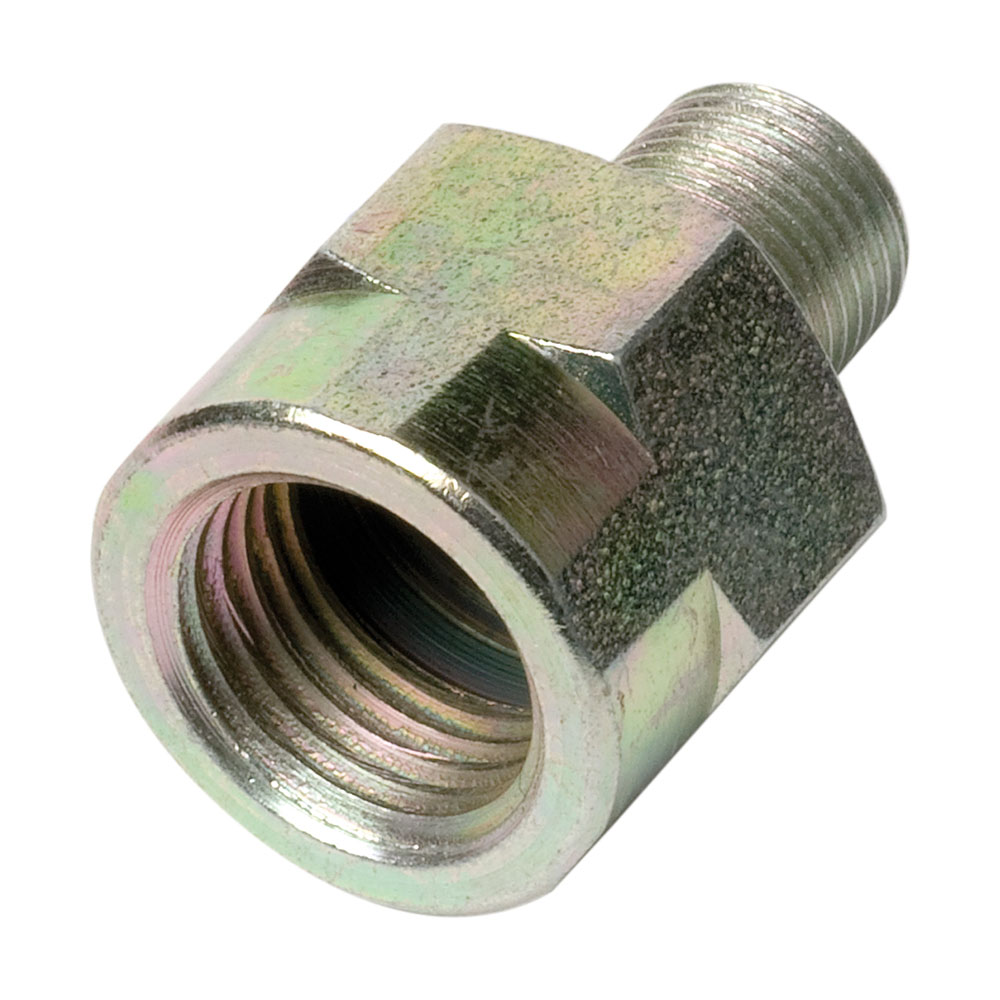Male female gauge thread adaptor best fittings