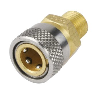 BEST Fittings Quick Coupler Socket QC02