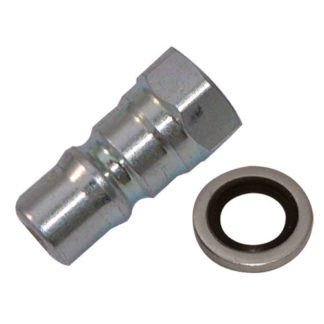 Air Arms VALVELESS Male Connector for Q/C Interchange